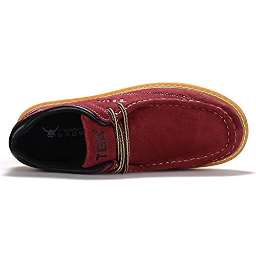 chic Men's Casual Suede Loafers Classic Driving Boat Shoes