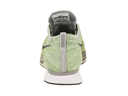 Cool Grey Ghost Running Unisex Shoe Racer Green Flyknit White Nike q1wPYRn