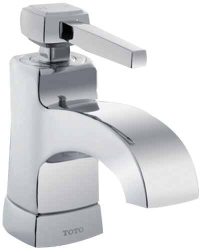 Ethos Single - Toto TL670SDL#CP 1.5 GPM Ethos Design NI Single-Handle Lavatory Faucet, Polished Chrome