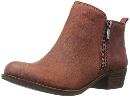 Women's Lucky Oxblood Basel Boot Brand zHw4qH