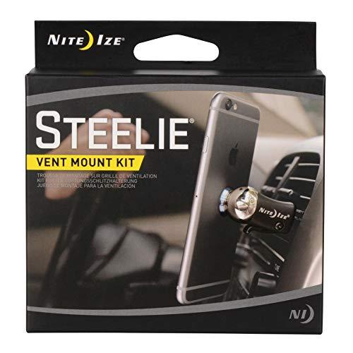 Nite Ize Original Steelie Vent Mount Kit-  Magnetic  Car Ven