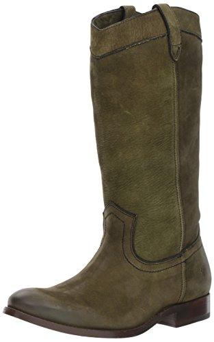 Fatigue Women's Boot Fashion Melissa On Pull FRYE wTZOBq88
