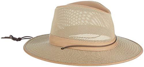 Henschel Aussie 5310-Khaki Hat,Khaki,Large