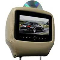 CarShow by Rosen CS-BKENC08-T32 Single DVD Headrest System
