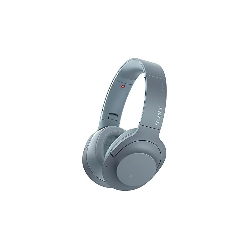 Sony - H900N Hi-Res Noise Cancelling Wir