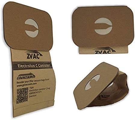 Amazon.com: Electrolux microlined Canister C – Bolsas de ...