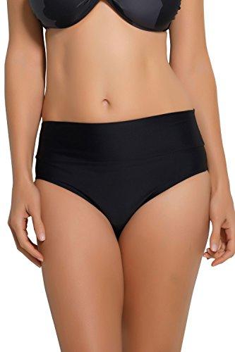 Hapari Black Tummy Tuk Swim Bottom - XL
