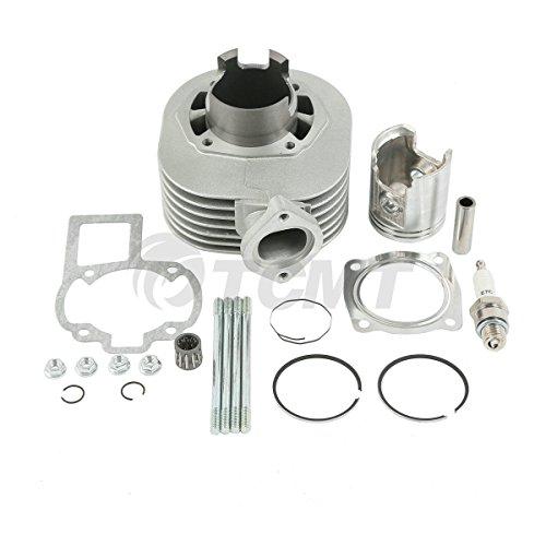 Master Cylinder Top Gasket (TCMT Cylinder Piston Top End Gasket Kit for Suzuki Quadsport LT 80 LT80 1987-2006)