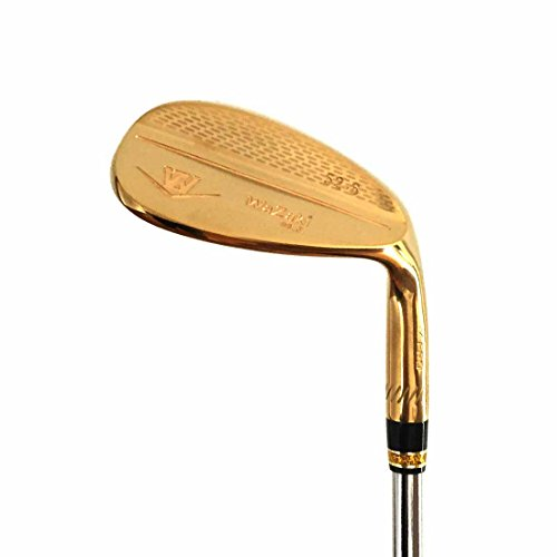 Japan Wazaki 14KゴールドM Pro Forgedソフト鉄USGA R A規則ゴルフクラブウェッジ