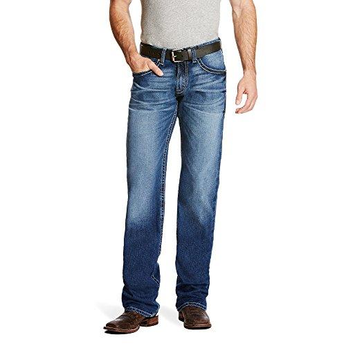 Ariat Mens M4 Low Rise Dawson Stretch Boot Cut Jean 42 36 Su