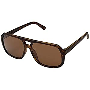 Electric Eyewear  Men's Dude Matte Tortoise/Ohm Bronze Sunglasses