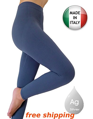 2387f98d0361b Anti cellulite slimming leggings (Fuseaux girdle)+silver - Buy Online in  Oman. | Misc. Products in Oman - See Prices, Reviews and Free Delivery in  Muscat, ...