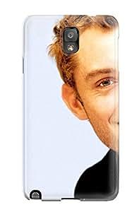 New Jude Law Tpu Case Cover, Anti-scratch LTs-148nNurpzgQ Phone Case For Galaxy Note 3