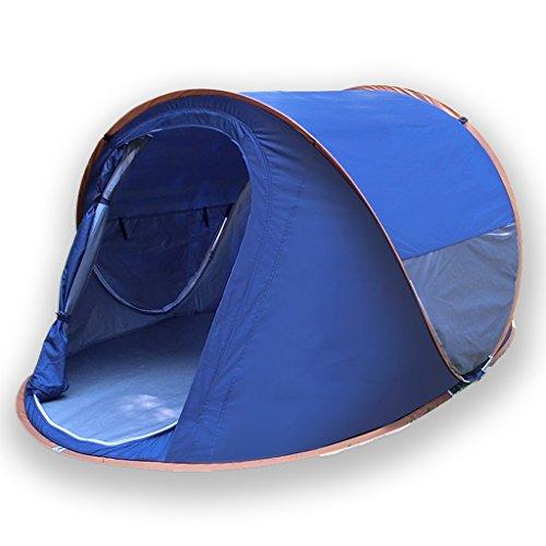 費やす絶対の状屋外自動テント,防雨日焼け止め大人の屋内ビーチ釣り天井2防空天幕,35 * 86 * 47Inch