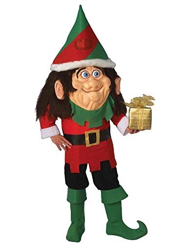 Forum Novelties Men's Parade Pleasers Santa's Elf Big