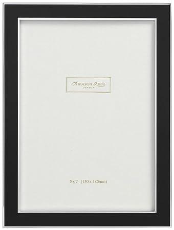 Amazon.com - Addison Ross, Contemporary Photo Frame, 8x10, Black ...