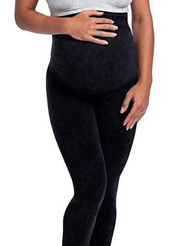 1cc6a99601caa Leading Lady Women's Maternity Jeggings Bra, Jet Black, 2X at Amazon ...