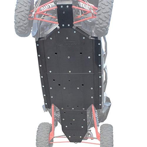2015 Polaris RZR XP 4 1000 Half Inch UHMW Skid Plate Include X-Brace Plate By Factory UTV