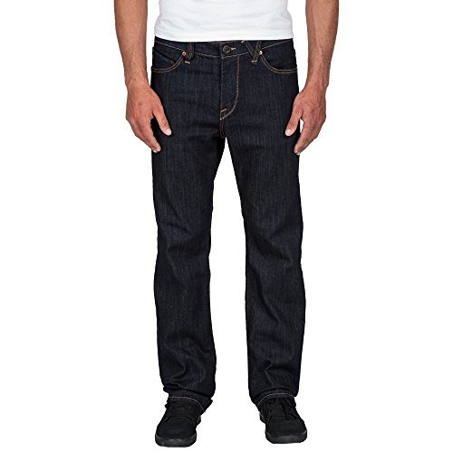 Uomo Blu Jeans nbsp;pantaloni Volcom rinse nbsp;– Kinkade xwqzZznFf
