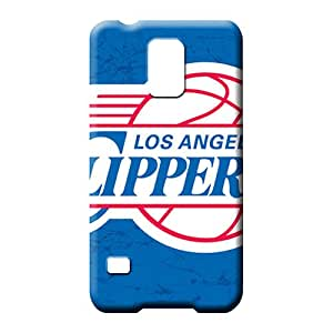 samsung galaxy s5 Highquality PC For phone Fashion Design phone cases covers los angeles clippers nba basketball