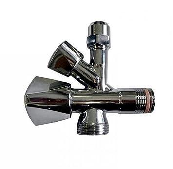 Relativ Sanixa VA6101 Geräteventil | Kombi-Eckventil | Anschluss-ventil UC84
