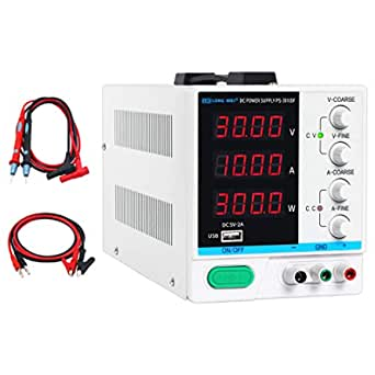 US Plug Switching Power Supply,Regulated Power Supply 30V//10A Switching Power Supply Driver,High Precision Switching Regulated Power Supply 30V//10A