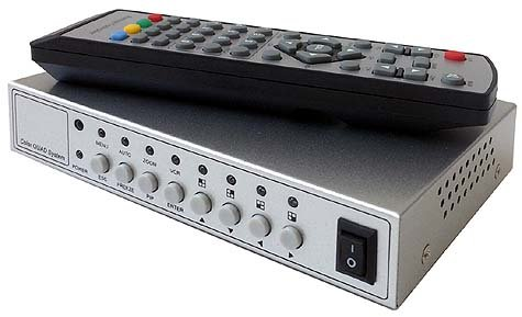 Dual-Channel Picture-In-Picture Video Mixer With BNC Video Inputs/Output by AllAboutAdapters
