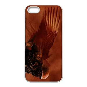 dark angel iPhone 4 4s Cell Phone Case White custom made pgy007-9963767