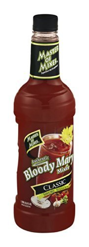 MASTER OF MIXES MIX BLOODY MARY, 33.8 OZ by Master of Mixes