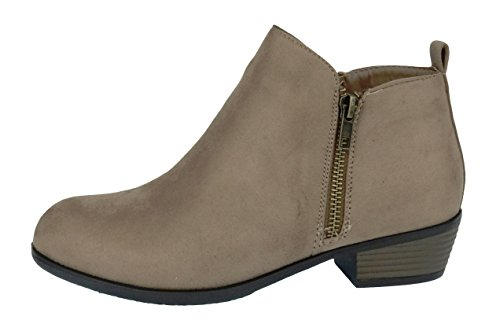 Taupe Pierre Zoey 1 Synthetic Boots Dumas Women's xRgRqF6T
