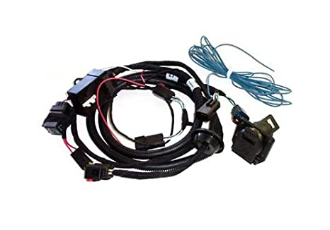 41FdAw4rYyL._SX466_ amazon com mopar dodge durango trailer tow wiring harness kit Trailer Wiring Harness at gsmportal.co