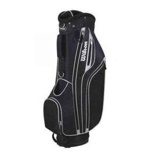 WILSON Wilson Lite Cart Golf Bag Blk / WGB3201BL /