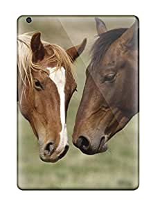 For Ipad Air Premium Tpu Case Cover Horse Animal Protective Case