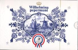 Fortuin Wilhelmina Pepermunt / Wilhelmina Peppermint, 1 Box 225 Gramms, 7.9 Oz