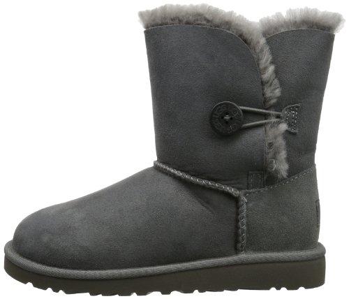 Ugg Australia Bailey Button Girls' Boots, gris (Grigio (grey)), 9 UK Child by UGG (Image #5)