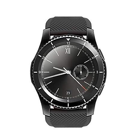 LLLS SmartWatch, Relojes Elegantes para los Hombres para Las ...