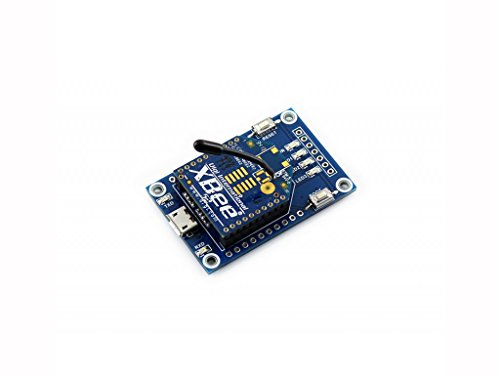 XBee USB Adapter UART Communication Board XBee Interface USB Interface Onboard Buttons/LEDs & USB to UART Module Easy to Program/Configure XBee Modules by waveshare (Image #3)
