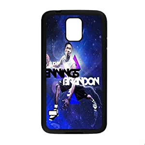 Generic Quilted Back Phone Case For Girly Custom Design With Brandon Jennings For Samsung Galaxy S5 Choose Design 5