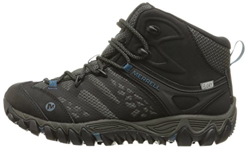 5 Hiking Out Blaze Waterproof All Women's Boot Black Merrell US M Mid Vent g0tnqwHEv