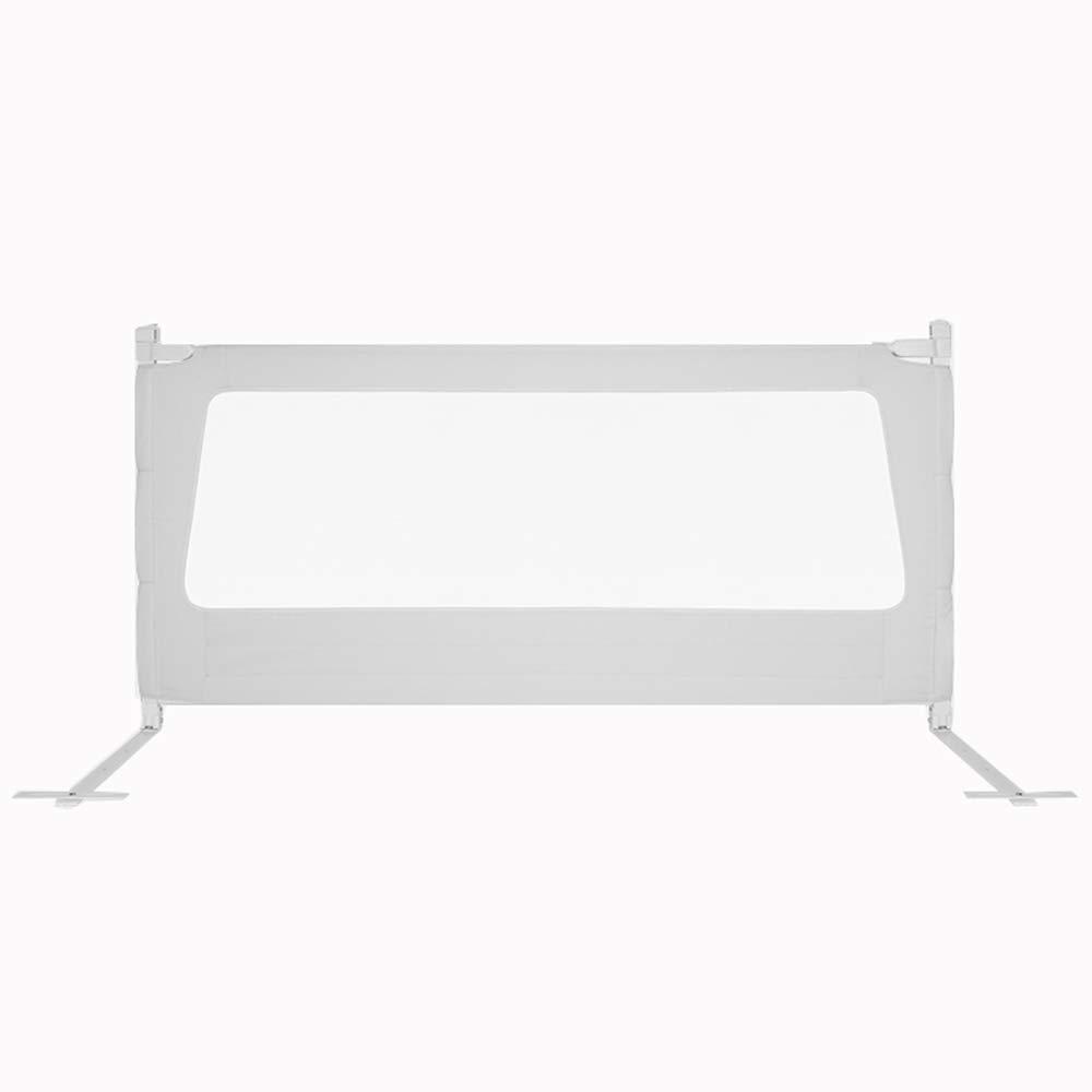 Xyanzi-ガードレールフェンス ベビーガードレール 子 反落下 フェンス 大きいベッド 1.8-2 M 一般的用途 垂直 リフト 高さ調節可能 ベッドベゼル 、 3色 / サイズ (色 : Gray, サイズ さいず : 2M) 2M Gray B07KD6KC1P
