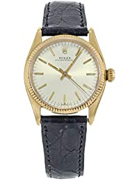 Oyster Perpetual Automatic-self-Wind Male Watch 6551 (Certified Pre-Owned)