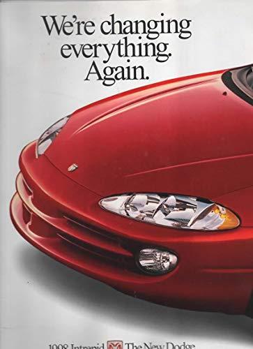 Sales Brochure for 1998 Dodge Intrepid,