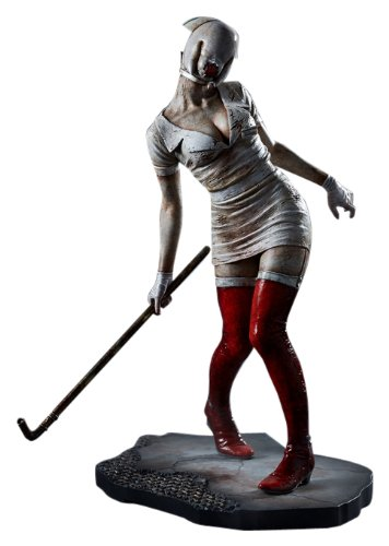 -SDCC2013 / beans torpedo Distribution Limited - Silent Hill 2 / Bubble Head Nurse 1/6 Scale PVC Statue Ito Nobu our Ver.