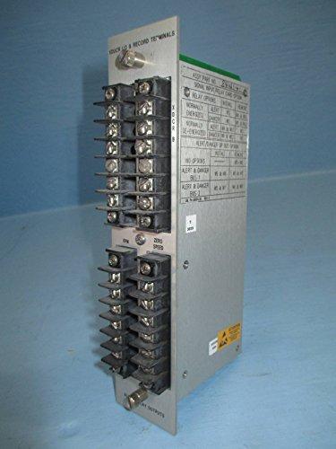 (Bently Nevada 84141-01 78462-01 XDCR I/O Record Terminal 78599-09 PLC Relay Card)