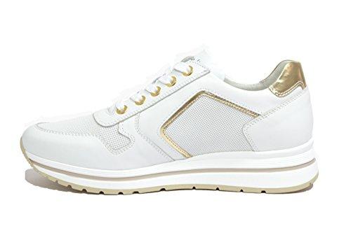 Nero Giardini Sneakers scarpe donna bianco 7232 P717232D