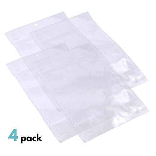 ASR Outdoor 4pk Survival Kit Water Bags 1.5 Pints