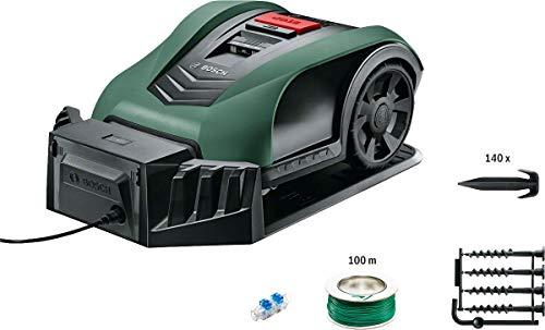 Bosch Robotic Lawnmower Indego S+ 350 (with App...