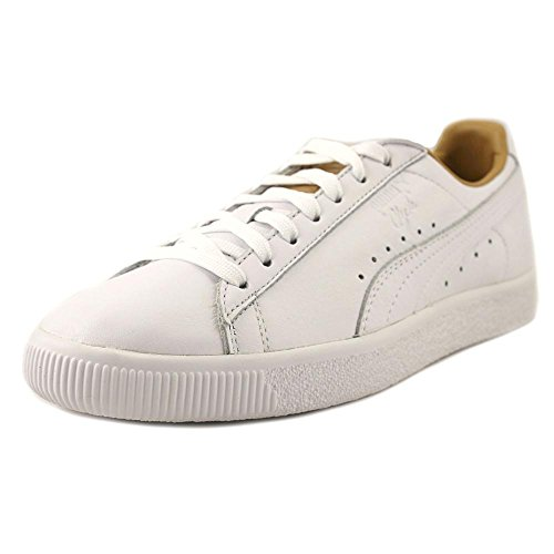 10 Us Puma Clyde Core Baskets Femmes Blanc tIxZ8xwqA