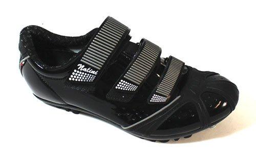 Nalini Scarpe Octopus Lady VTT chaussures de course pour Femme Noir Taille 40