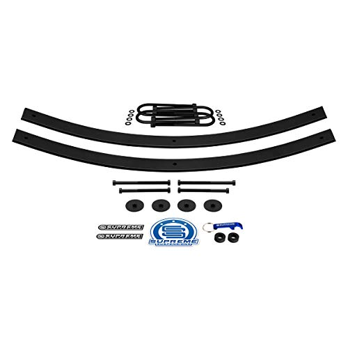 Supreme Suspensions - Rear Lift Kit for 1991-1994 Ford Explorer 1½ - 2